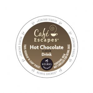 Cafe Escapes Hot Chocolate